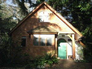 Waterfall Cottage, Hedgebrook